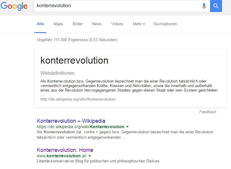 google-ranking-konterrevolution